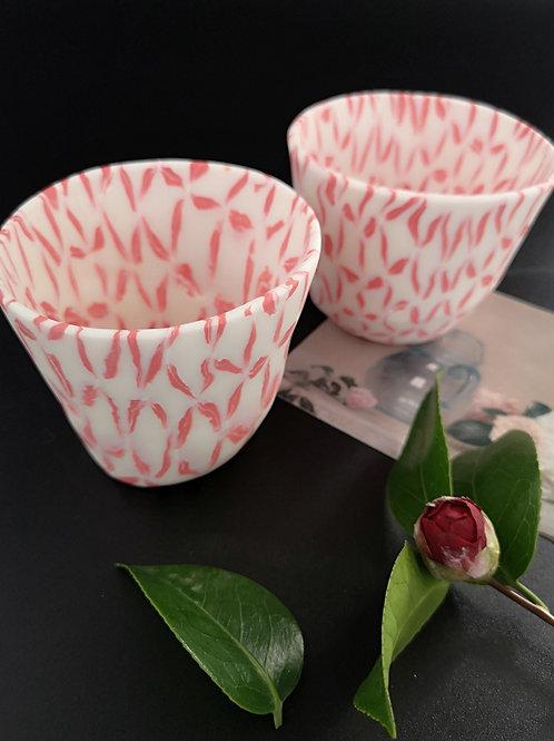 Azalea, coffee / tea cup   Eiji Murofushi