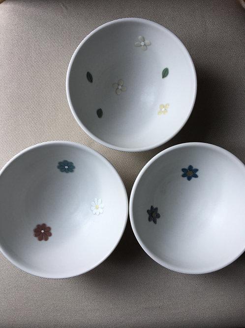 Flower bowl   Akiko UOTANI