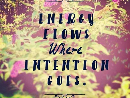 On intention