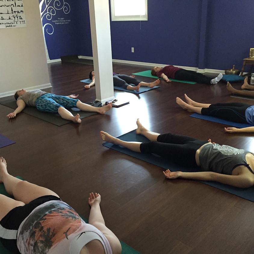 All Levels Basic Yoga Semi-Private