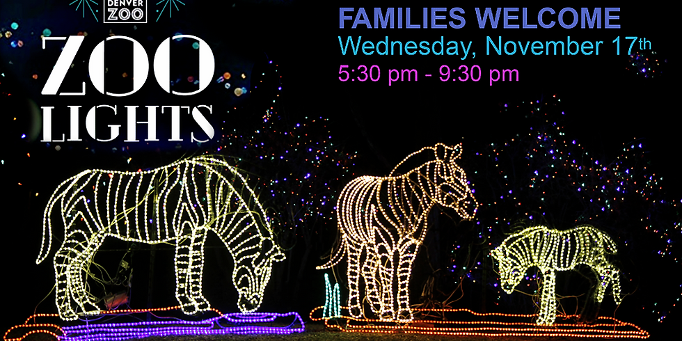 Rocky Mountain Pipeliners Club - Denver Zoo Lights