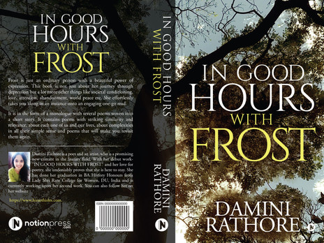 IN GOOD HOURS WITH FROST now in Paperback!