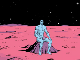 The Loneliest Man in the Universe