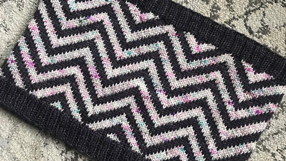 Frequency Cowl Pattern