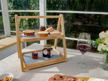 A Festive Way to Serve Your Guests