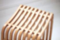 gudee colin bamboo stool