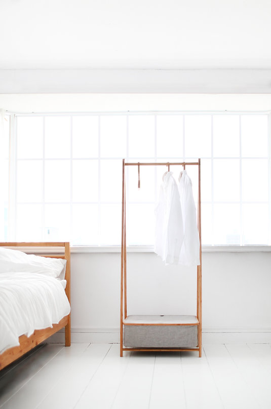 Gudee Alfa garment rack