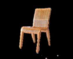 gudee raffles bamboo chair