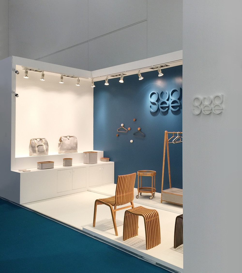 Gudee Blog-Frankfurt Tendence Design Tokyo-2017 Gudee Exhibition Participations