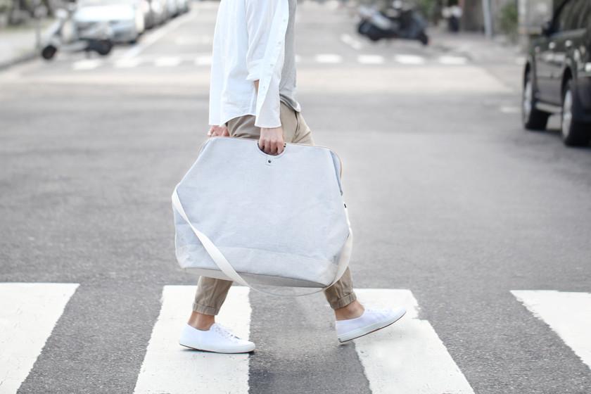 令人時尚的UROKI髒衣收納包