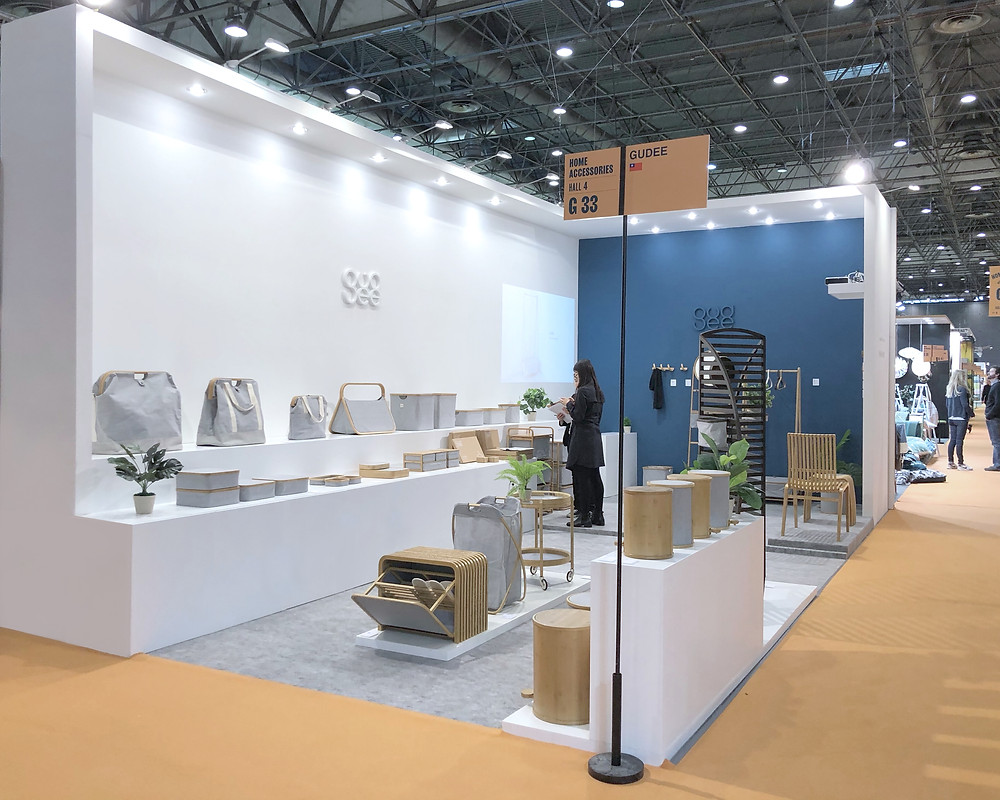 gudee maison objet 2019 bamboo storage furniture brand decor 01