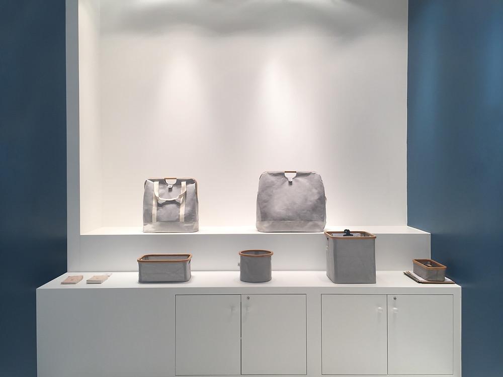 Gudee Blog-Frasa storage bin Uroki laundry bag-Infinity Blue