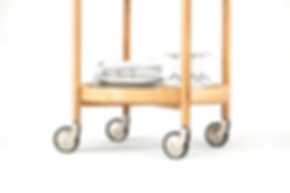 gudee ROCA bar bath cart