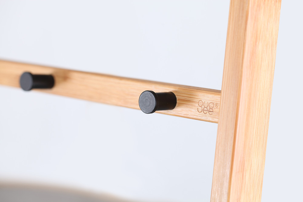 Gudee Blog-Grota rack hooks bamboo-4 Things You Didn't Know About Gudee