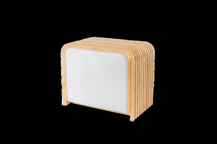 Tolin storage bench by Gudee