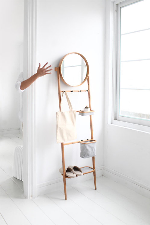 gudee grota storage rack mirror