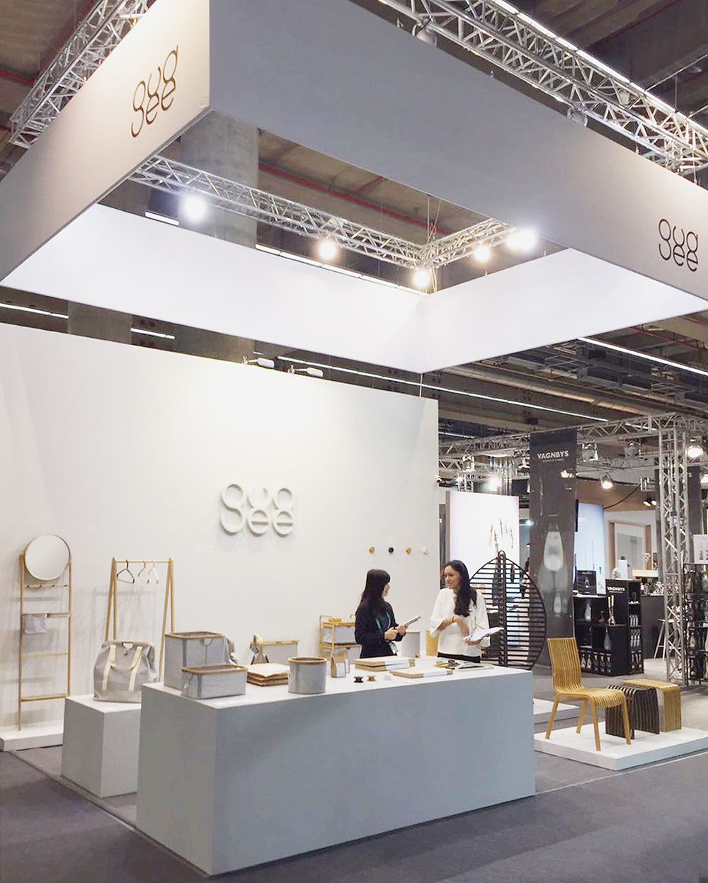Gudee Blog-exhibition design-Gudee unveils new collection at Ambiente 2018