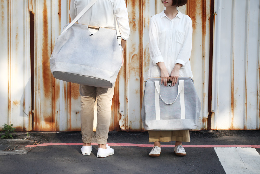 Gudee Blog-Uroki storage bag street tote-Go Fashion with This Laundry Bag