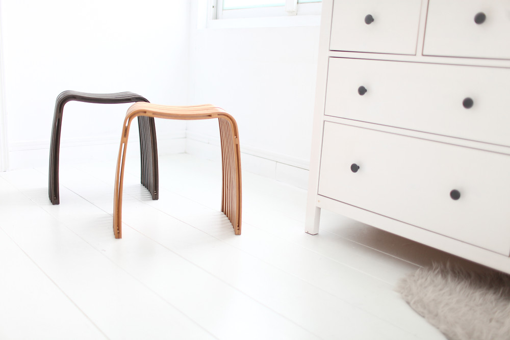 Gudee Blog-Colin bamboo stool-Find Your Spot Enjoy Festive Time