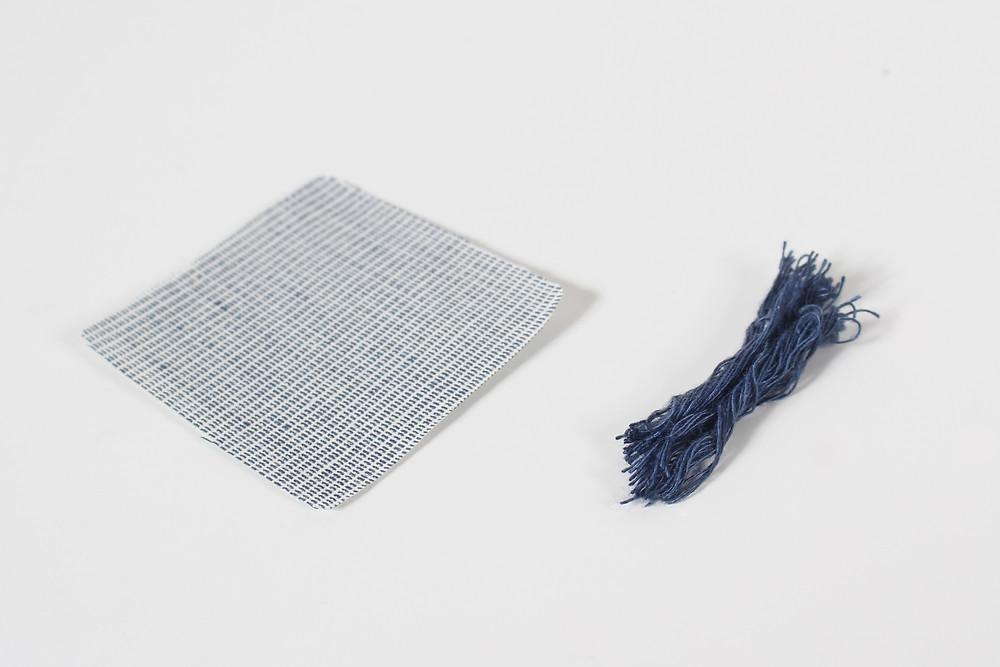 Gudee Blog-Fabric grey blue-Infinity Blue