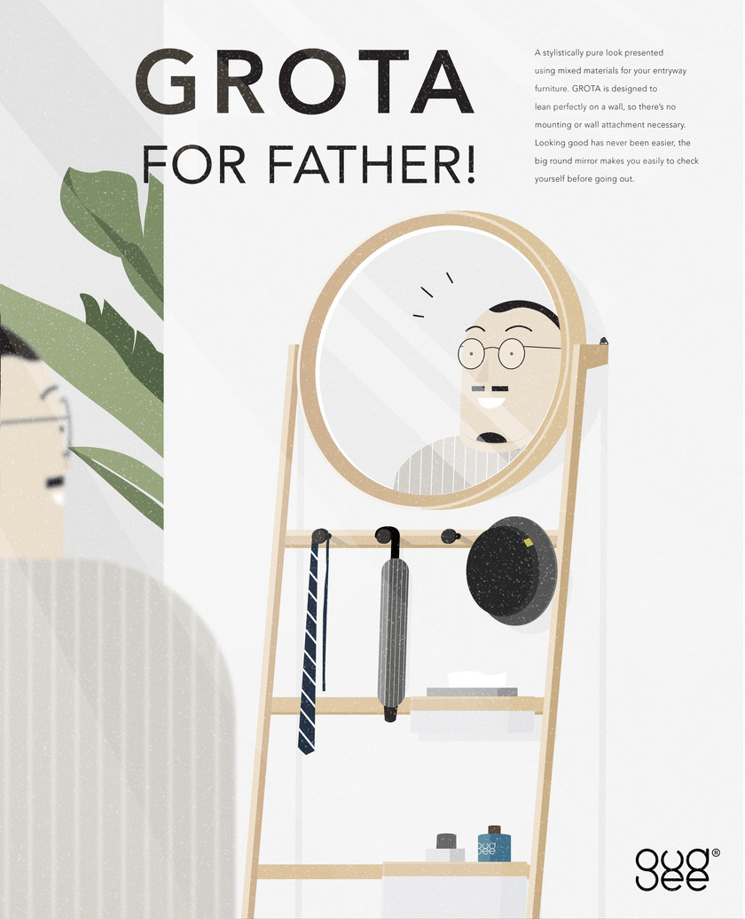 Father's Day Gift: Spoil Him with Smart Storage Rack