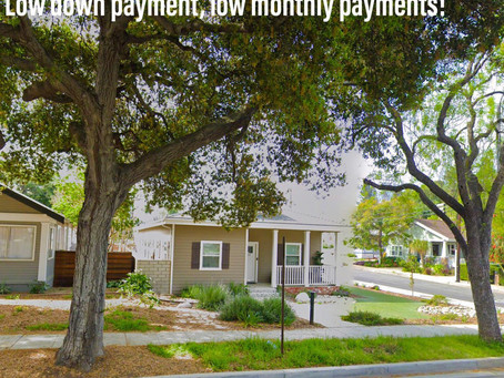 FHA= Savings for First Time Home Buyers!