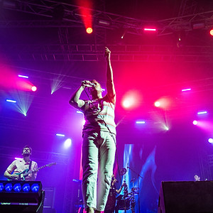 Friendly Fires @ NOS Alive