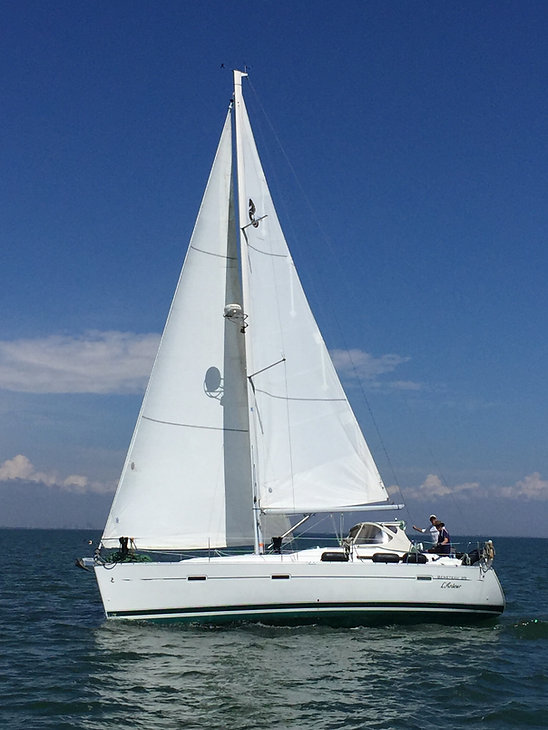 sailing charter in St Petersburg, Florida