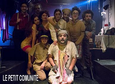 Fernando Bodega actor Madrid teatro la usina sala tu