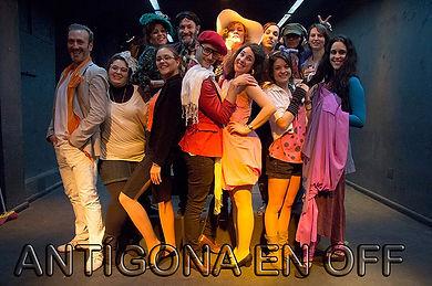 Fernando Bodega actor Madrid teatro sala tu