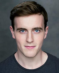 A headshot photo of Connor Harris