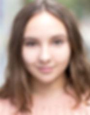 A headshot photo of Gabriella Leon