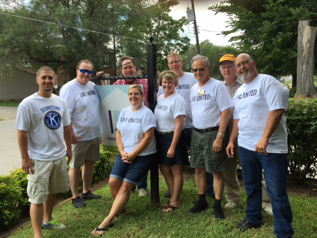 2016 United Way Day of Caring