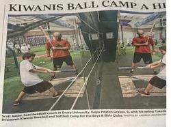 Kiwanis Baseball 2019