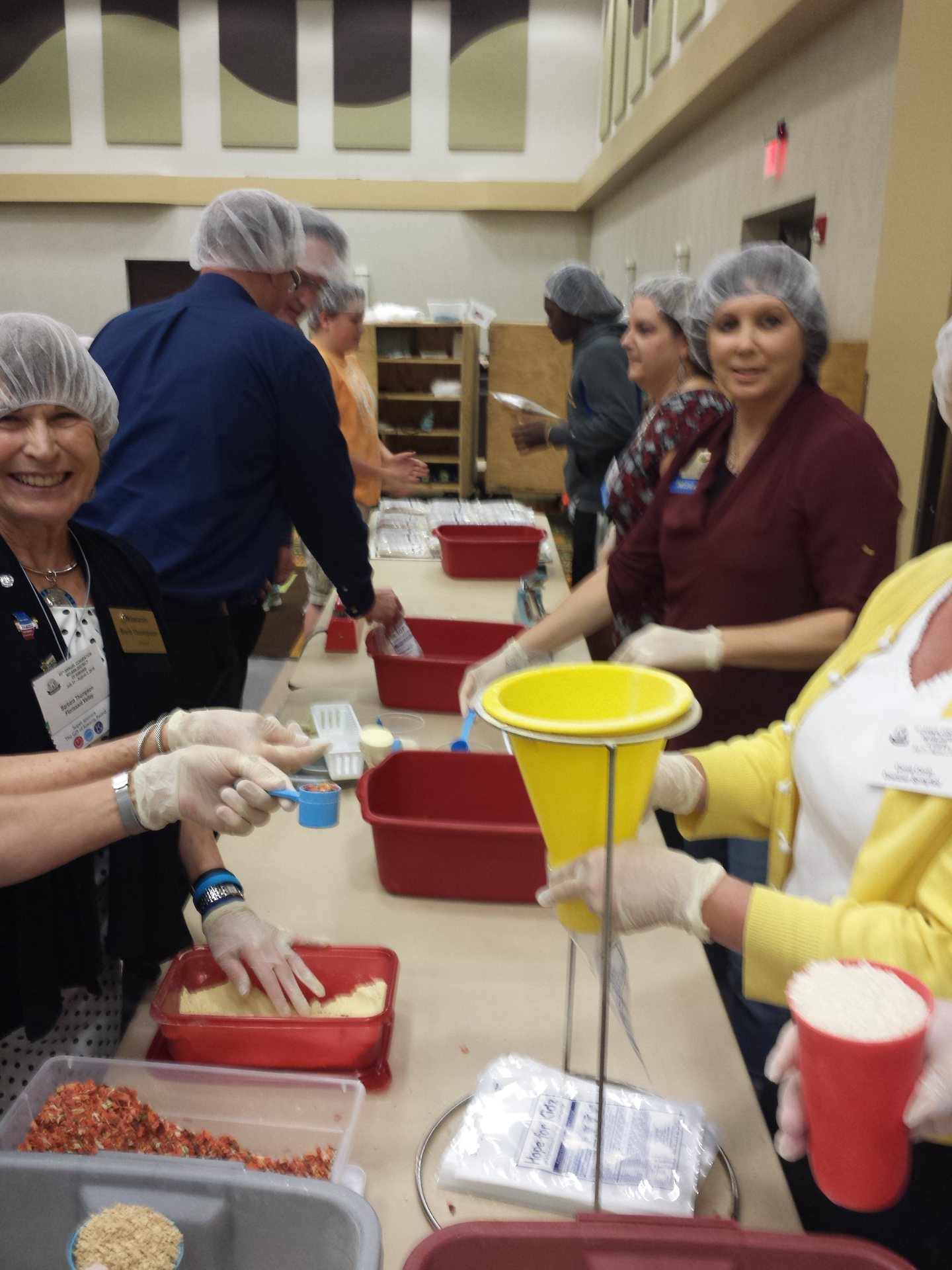 Meals for Boys & Girls Clubs