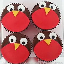 Robin cupckes