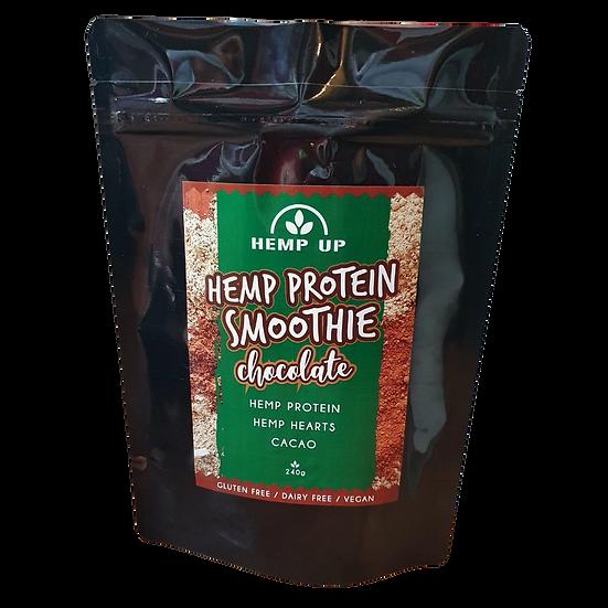 Hemp Protein Smoothie Chocolate 240g
