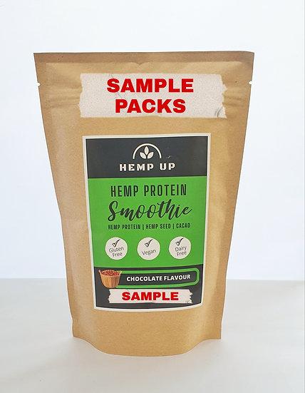 Sample Pack (4) Hemp Products