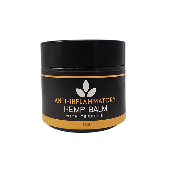 Hemp Balm - Anti-Inflammatory