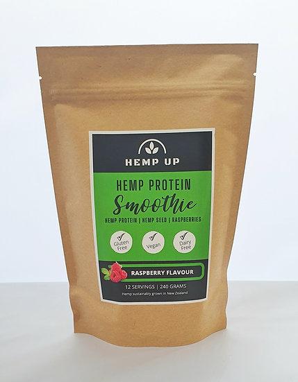 Hemp Protein Smoothie Raspberry (240g)