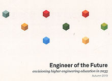 Cover Engineer of the  Future