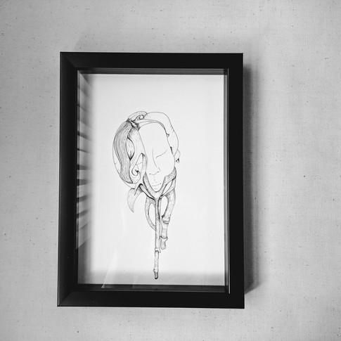 posture | framed