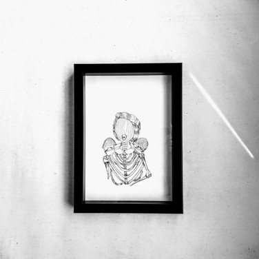 Immature| Framed