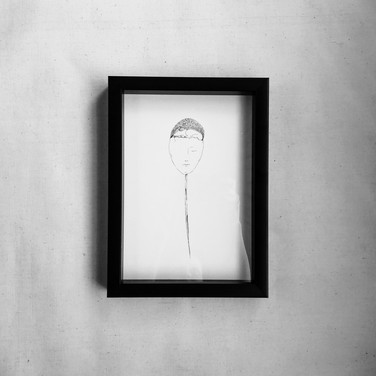 Drained | Framed