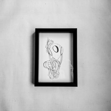 Unicorn | Framed