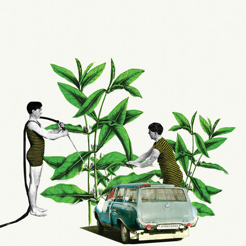 Music Art | Collage illustration