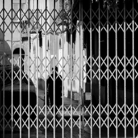 WALK: Foto Blanco y Negro