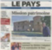 Le Pays Roannais - Château de Jarnosse