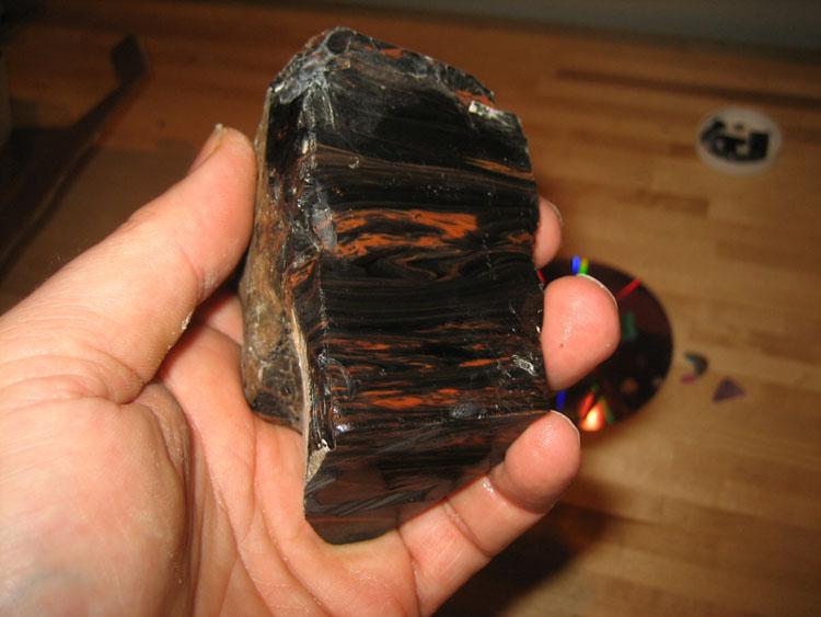 Oregon Obsidian