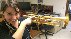 Announcing the Biggest Improvement in Monette Trumpets in 10 Years!